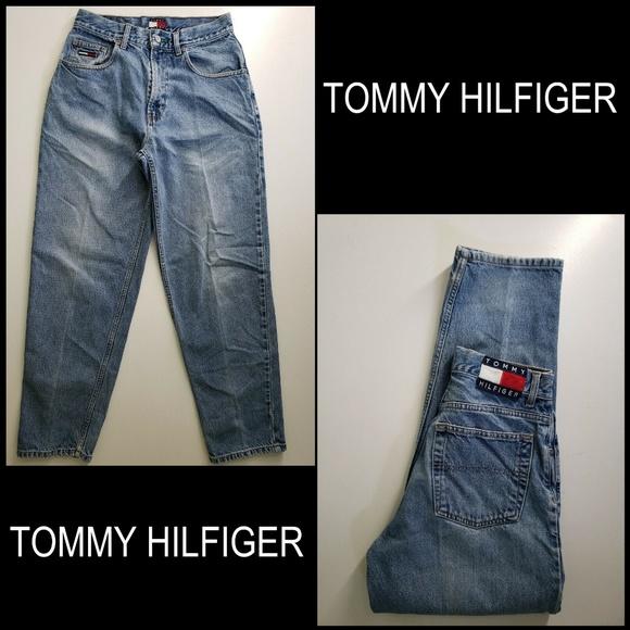 Tommy Hilfiger Other - Tommy Hilfiger Men Denim Taper Leg Blue Jeans 30